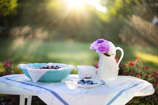 朝ごはんをしっかり食べる