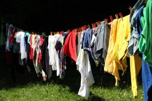 赤ちゃんの洗濯はいつから一緒で大丈夫